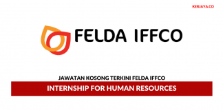 Felda Iffco ~ Internship For Human Resource