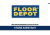 Floor Depot ~ Store Assistant