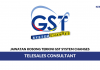 GST System Changes ~Telesales Consultant