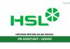 HSL Constructor ~ HR Assistant / Admin