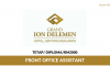Ion Delemen Hospitality ~ Front Office Assistant