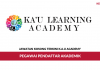 K.A.U Academy ~ Pegawai Pendaftar Akademik