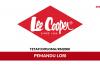 Lee Cooper ~ Pemandu Lori