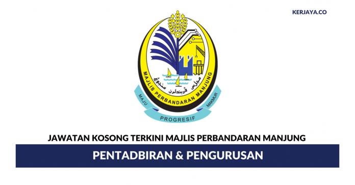 Permohonan Jawatan Kosong Majlis Perbandaran Manjung