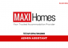 Maxihomes ~ Admin Assistant