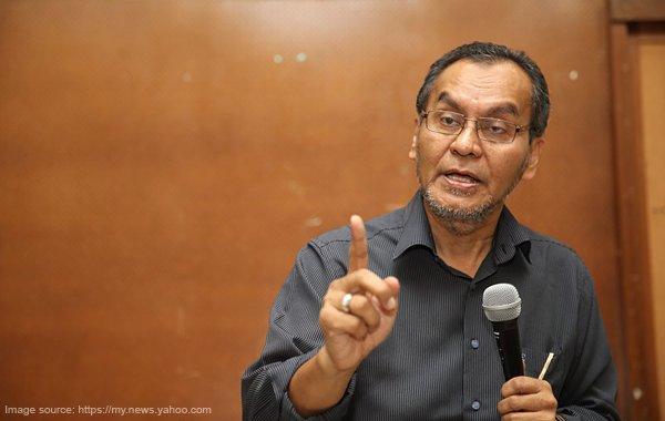 Menteri Kesihatan: Dr. Haji Dzulkefly bin Ahmad