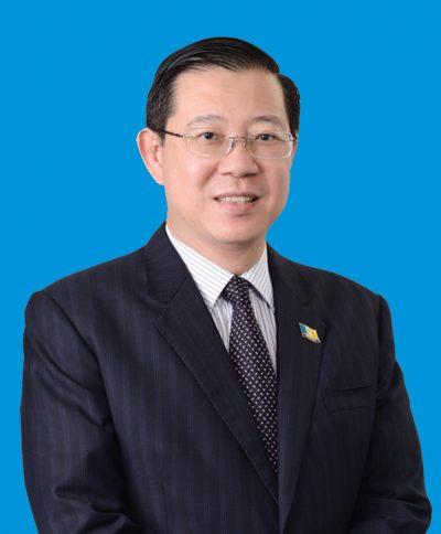 Menteri Kewangan Kabinet 2018 Lim Guan Eng