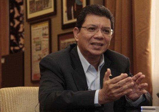 Menteri Luar Negeri: Datuk Saifuddin Abdullah