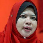 Menteri Pembangunan Luar Bandar: Puan Rina Harun