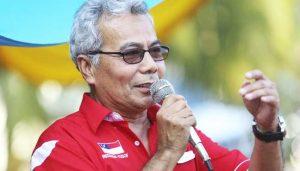 Menteri Pembangunan Usahawan: Redzuan Yusof