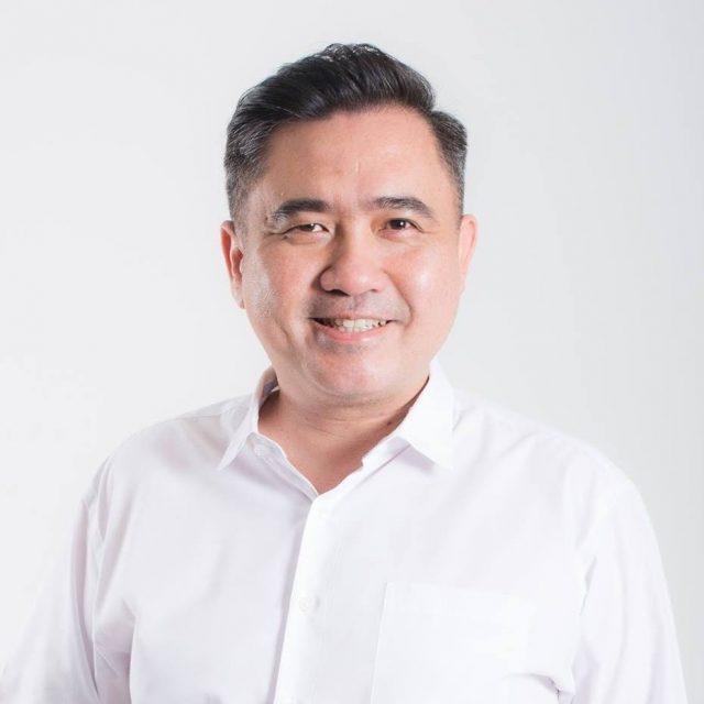 Menteri Pengangkutan: Anthony Loke