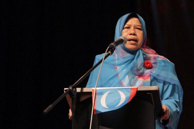 Menteri Perumahan dan Kerajaan Tempatan: Datuk Zuraida Kamaruddin