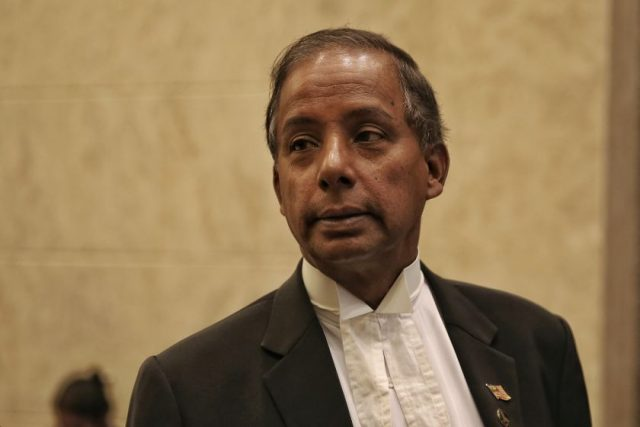 Menteri Sumber Manusia: Kulasegaran a/l V. Murugeson