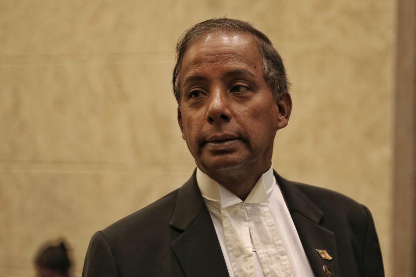 Menteri Sumber Manusia- Kulasegaran a:l V. Murugeson