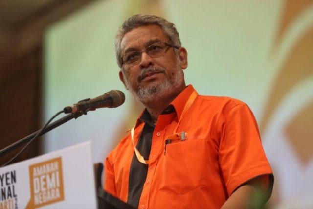 Menteri Wilayah: Khalid Samad
