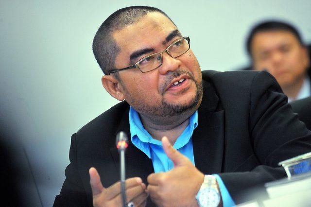 Menteri di Jabatan Perdana Menteri (Agama): Datuk Dr. Mujahid Yusof Rawa