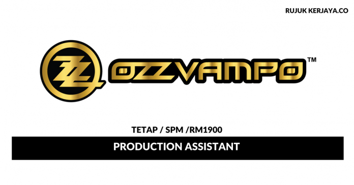 Ozz Vampo ~ Production Assistant