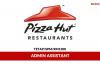Pizza Hut Restaurants ~ Admin Assistant