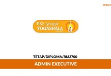 Rishi Management ~ Admin Executive