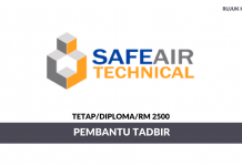 Safeair Technical ~ Admin Assistant