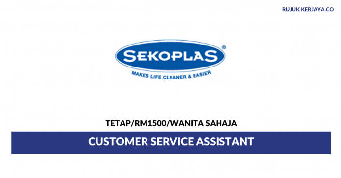 Sekoplas Industries ~ Customer Service Assistant