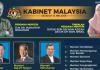 Senarai Menteri Kabinet 2018