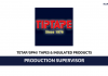 Tapes & Insulated Products ~ Production Supervisor