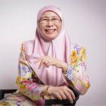 Timbalan Perdana Menteri Kabinet 2018 Datin Seri Wan Azizah Wan Ismail