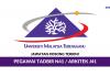 Permohonan Jawatan Kosong Pegawai Tadbir Universiti Malaysia Terengganu di Buka