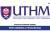 Universiti Tun Hussein Onn Malaysia ~ Pentadbiran & Pengurusan
