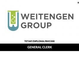 General Clerk Weitengen