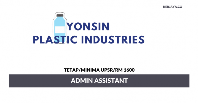 Yonsin Plastic Industries ~ Admin Assistant