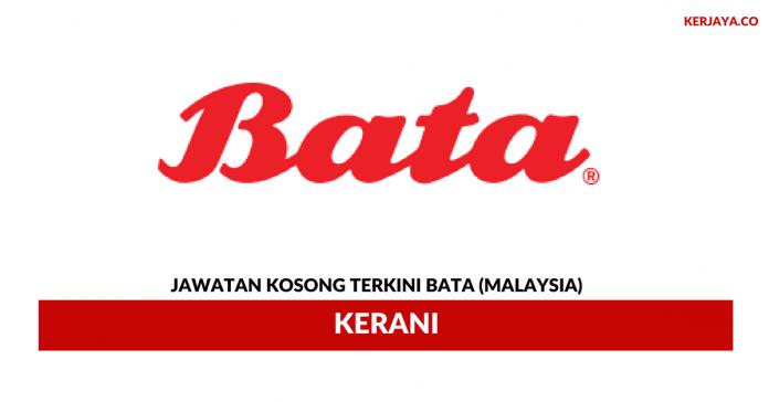 Permohonan Jawatan Kosong Kerani Bata Malaysia di Buka