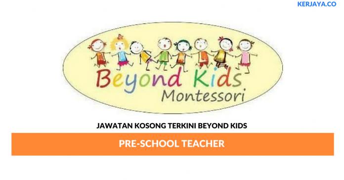 Beyond Kids ~ Pre-School Teacher