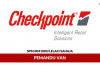 Checkpoint System ~ Pemandu Van