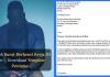 Contoh Surat Berhenti Kerja 30 Hari ~ Download Template Percuma