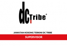 DC Tribe ~ Supervisor
