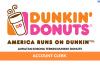 Permohonan Jawatan Kosong Dunkin' Donut