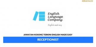 Permohonan Jawatan Kosong English Made Easy