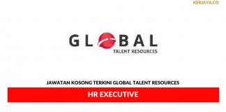 Permohonan Jawatan Kosong Global Talent Resources