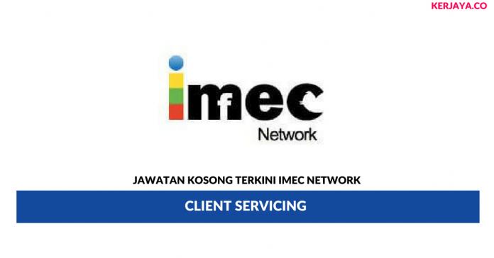 Permohonan Jawatan Kosong IMec Network