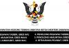 Permohonan Jawatan Jabatan Ketua Menteri Sarawak di Buka
