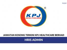 Permohonan Jawatan Kosong Terkini KPJ Healthcare Berhad