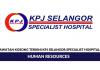 KPJ Selangor Specialist Hospital ~ Human Resources