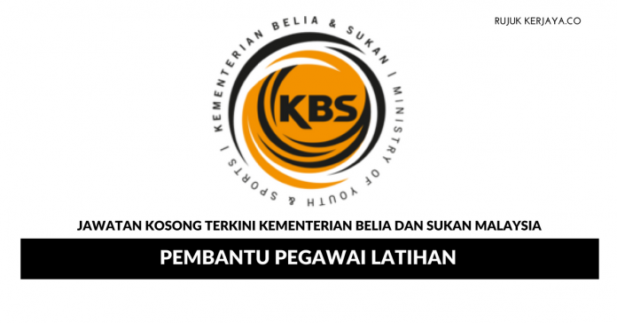 Permohonan Jawatan Kosong Kementerian Belia Dan Sukan Malaysia di Buka