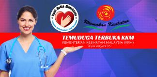 Temuduga Terbuka Kementerian Kesihatan Malaysia