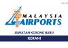 Kerani Malaysia Airports Holdings Berhad (MAHB