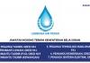 Permohonan Jawatan Kosong Lembaga Air Perak di Buka