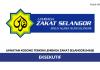 Permohonan Jawatan Kosong Eksekutif Lembaga Zakat Selangor (MAIS) di Buka