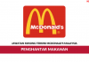 Permohonan Jawatan Kosong McDonald's Malaysia